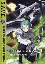 Eureka Seven Ao: Astral Ocean S.A.V.E (DVD, Region 1) Usually ships in 12 hrs!!!