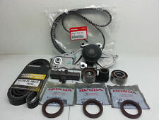 GENUINE TIMING BELT & WATER PUMP WITH COMPLETE KIT FOR HONDA/ACURA V6 #13