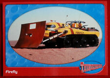 THUNDERBIRDS - Pod Vehicles: Firefly - Card #14 - Cards Inc 2001