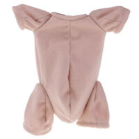 20inch Reborn Cloth Body For 3/4 Arms Full Legs Mold Doll Baby Clothes Kits Accs
