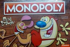 MONOPOLY Nickelodeon REN & STIMPY Memories Edition englisch Neu OVP