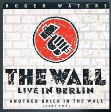 "ROGER WATERS THE WALL LIVE IN BERLIN ANOTHER BRICK IN THE WALL/RUN... 7"" 45 GIRI"