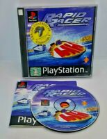 Rapid Racer Video Game for Sony PlayStation PS1 PAL TESTED