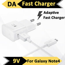 Samsung Galaxy Note 4 S6 S5 S4 S3 EU Travel Charger Fast Charging - EP-TA20EWE
