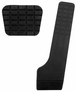 OER Complete Pedal Pad Kit 1967-1968 GMC/Chevy Truck With Auto Transmission