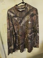 Mossy oak break up infinity shirt ADULT 3xl