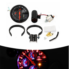 5inch 4in1 Oil Temp Gauge Water Temp Gauge Temperature Oil Pressure Gauge Meter