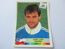 Sticker PANINI World Cup FRANCE 98 N°114 Chile Jose Luis Sierra