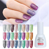 BORN PRETTY Soak Off UV Gel Polish Platinum  Nail Art Gel Varnish 10ml