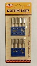 New Sewing Machine Needles Domestic - Standard Ballpoint Overlock Quilting