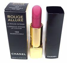 Chanel Rouge Allure Lipstick Luminous Intense Lip Colour 166 Indemodable 3.5g.