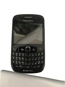 Blackberry 9310 Curve BLACK Smart Phone for Boost Mobile Keyboard cell 3G