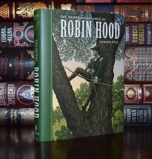 Merry Adventures of Robin Hood by H. Pyle Unabridged Brand New Hardcover Gift Ed