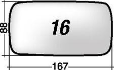 ALFA 145/146 CROMA>1993 LANCIA DELTA DEDRA SPECCHIO RETROVISORE DESTRO BIADESIVO