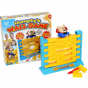 Humpty Dumpty Wall Game Remove The Bricks Don't Humpty Fall Children's Toy Gift
