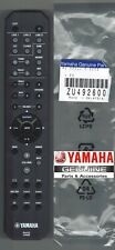 New Yamaha Remote Control RAX33 for Natural Sound Stereo Receiver R-S202 ZU49260