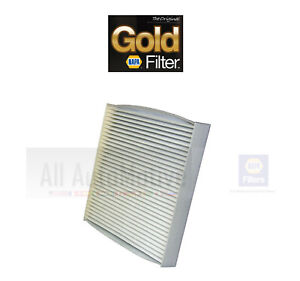 Cabin Air Filter-ELECTRIC/GAS NAPA/ GOLD FILTERS 4815