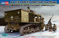 Hobbyboss  82407 1/35 M4 High Speed Tractor 3-in./90mm Model Kit