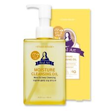 *ETUDE HOUSE* Real Art Cleansing Oil Deep Moisture 185ml  **New**