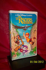 The Rescuers Down Under (VHS, 1991)