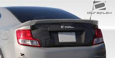 11-14 Scion tC Duraflex GT Concept Wing Trunk Lid Spoiler 3pc Body Kit 107509