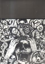 MOTRON - eternal headache LP