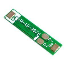 1 s 10A 3.7 V li-ion BMS PCM de la protección de la batería PCM para 18650