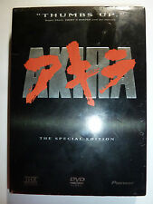 Akira DVD Special Edition 2-Disc Set classic anime movie sci-fi action Pioneer
