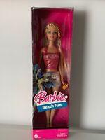 Barbie Beach Fun Doll 2005 Mattel J0697