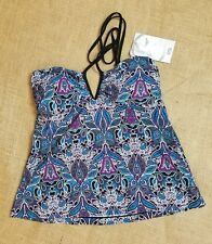 Converse One Star womens size small tankini swimsuit top