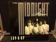 "Midnight Star 12"" Luv-U-Up VG++"