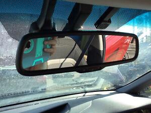 KIA CEED JD MK2 2013 INTERIOR REAR VIEW MIRROR AUTO DIMMING