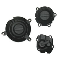 Kawasaki ZX-10R ZX10R 2011-2018 Motordeckel Protektoren Engine Cover protection