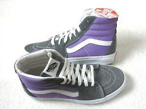 Vans Womens Sk8-Hi Retro Sport Skate shoes Quiet Shade Fairy Wren Size 7 NWT