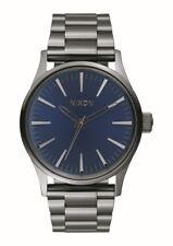 Reloj Nixon A450 2065 Gunmetal acero mujer