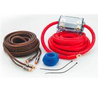 Focal Elite Ek 35 Kit de Câbles X Amplificateur Rca 5m Ofc 2AWG 1500W Top Fils