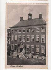 Breda Stadhuis Netherlands Vintage Postcard 379b