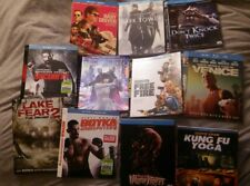 LOT OF 42 SLIP COVERS 32 BLU-RAY 10 DVD 2016 2017 Rough Night The Dark Tower