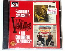 Another Smash!!! The Colourful Ventures by The Ventures CD 1994 See For Miles UK