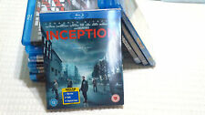 Inception (blu-ray, UK, Region A, B)