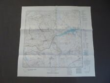 Landkarte Meßtischblatt 2768 Preußenfeld, Podrożna, Grenzmark, Flatow, 1937