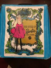 1968~THE WORLD OF BARBIE~DOLL CASE Only