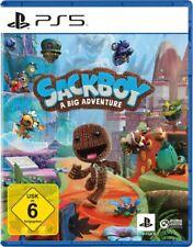 """Sackboy - A Big Adventure"" PS5 Spiel, Neu & OVP"
