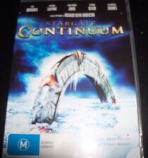 Stargate Continuum (Australia Region 4) DVD – Like New