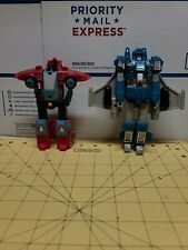 Vintage Transformers lot x2 1987 loose