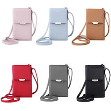 Women Wallet Purse PU Leather Coin Cell Phone Mini Betty Cross-body Shoulder Bag