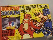 PRE-OWNED 2008 Rock'em Sock'em Robots by Mattel #68896
