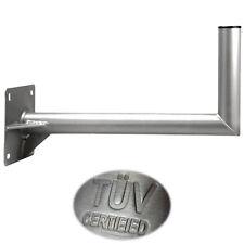 60cm Wandhalter Stahl TÜV Wandabstand Wandhalterung SAT Spiegel Antenne Schüssel