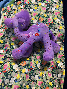 Dubai Purple Singing Soft Toy Camel Bnwot Free Post (acc383)
