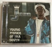SEALED Young Prince of tha South by J Xavier CD Gangsta Album 2006